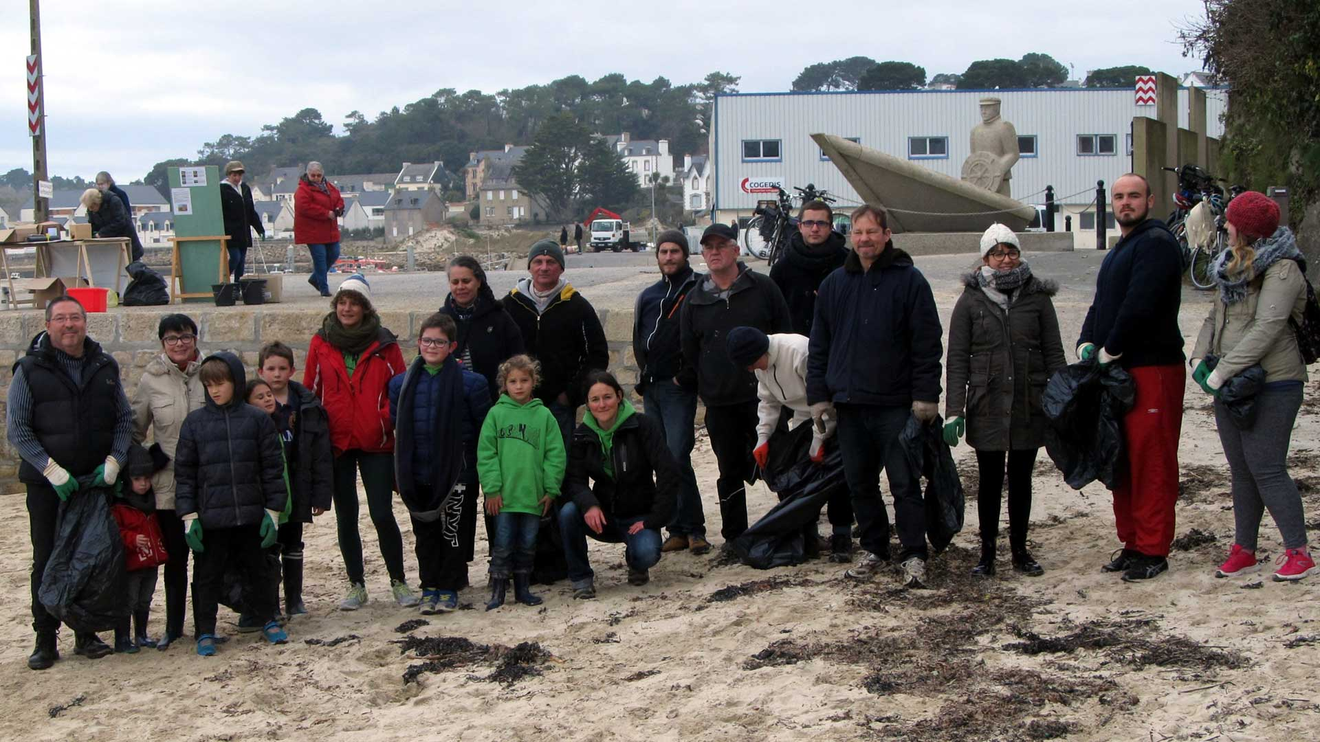 Groupe Plage Saint Julien
